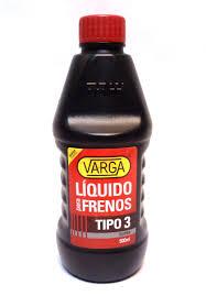Liquido de frenos DOT3